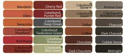 Roof Paint Colors